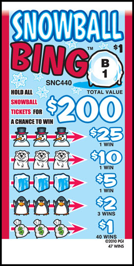 american games bingo supplies